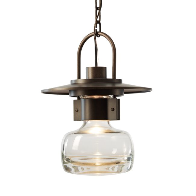 Product Detail: Mason Large Outdoor Ceiling Fixture