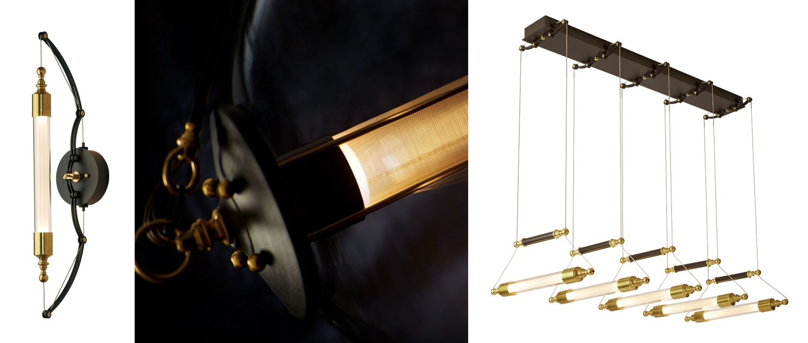 introducing the Otto Collection by Hubbardton Forge