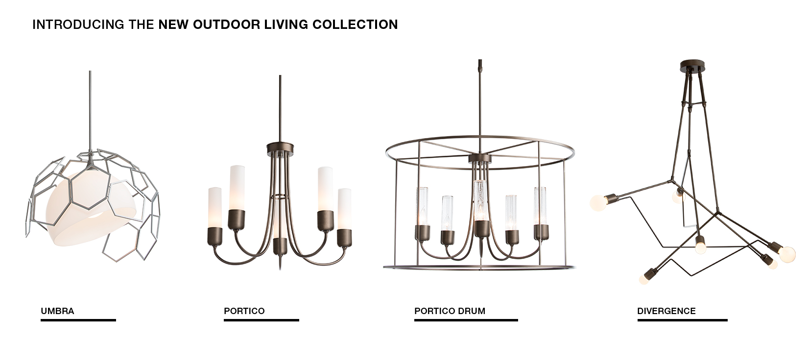 Outdoor Living Products Umbra Portico Portico Drum and Divergence