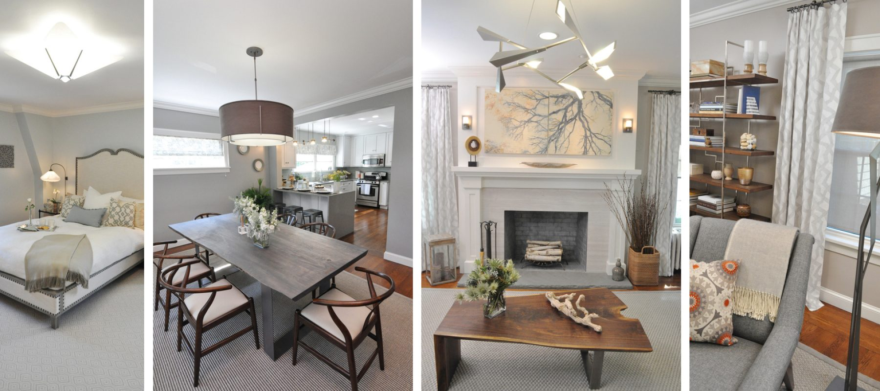 Property Brothers project featuring Hubbardton Forge Lighting