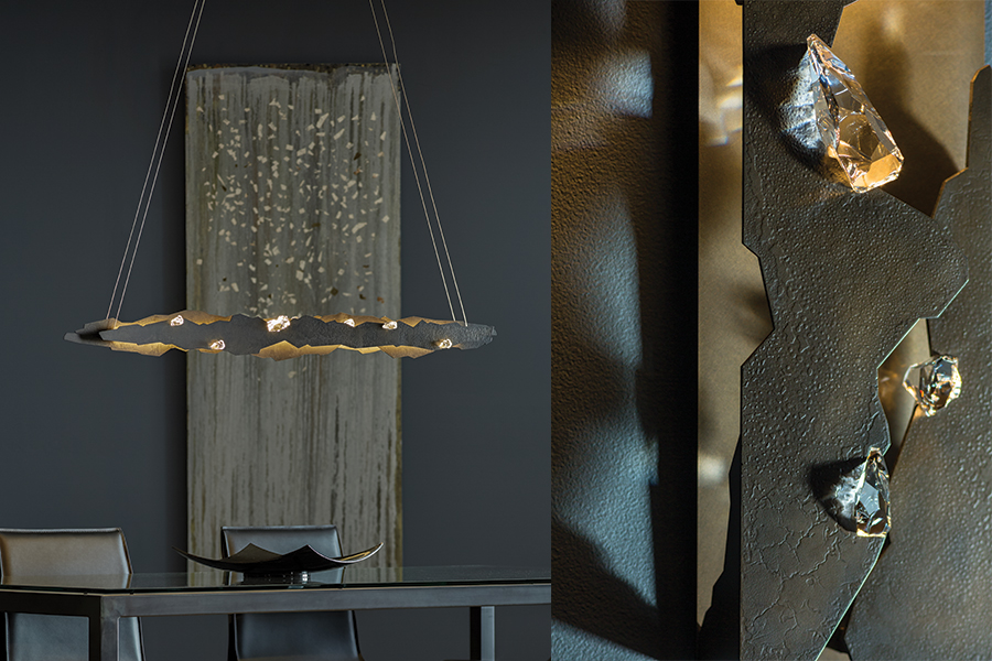 Trove Pendant and Sconce