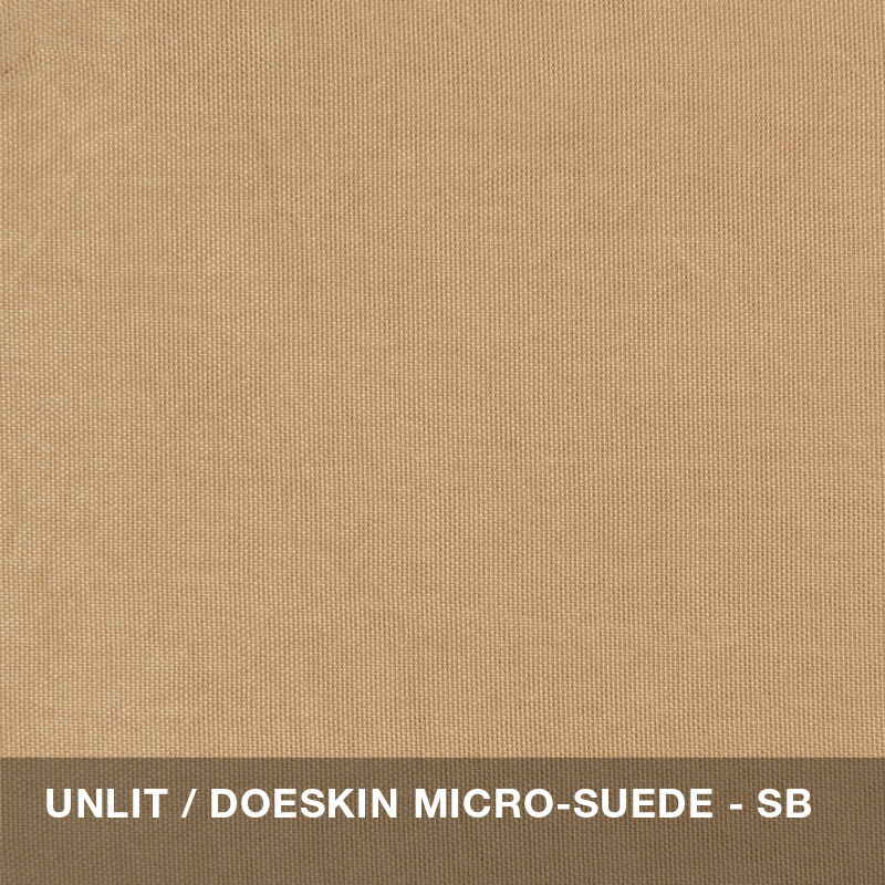 Doeskin micro-suede SB